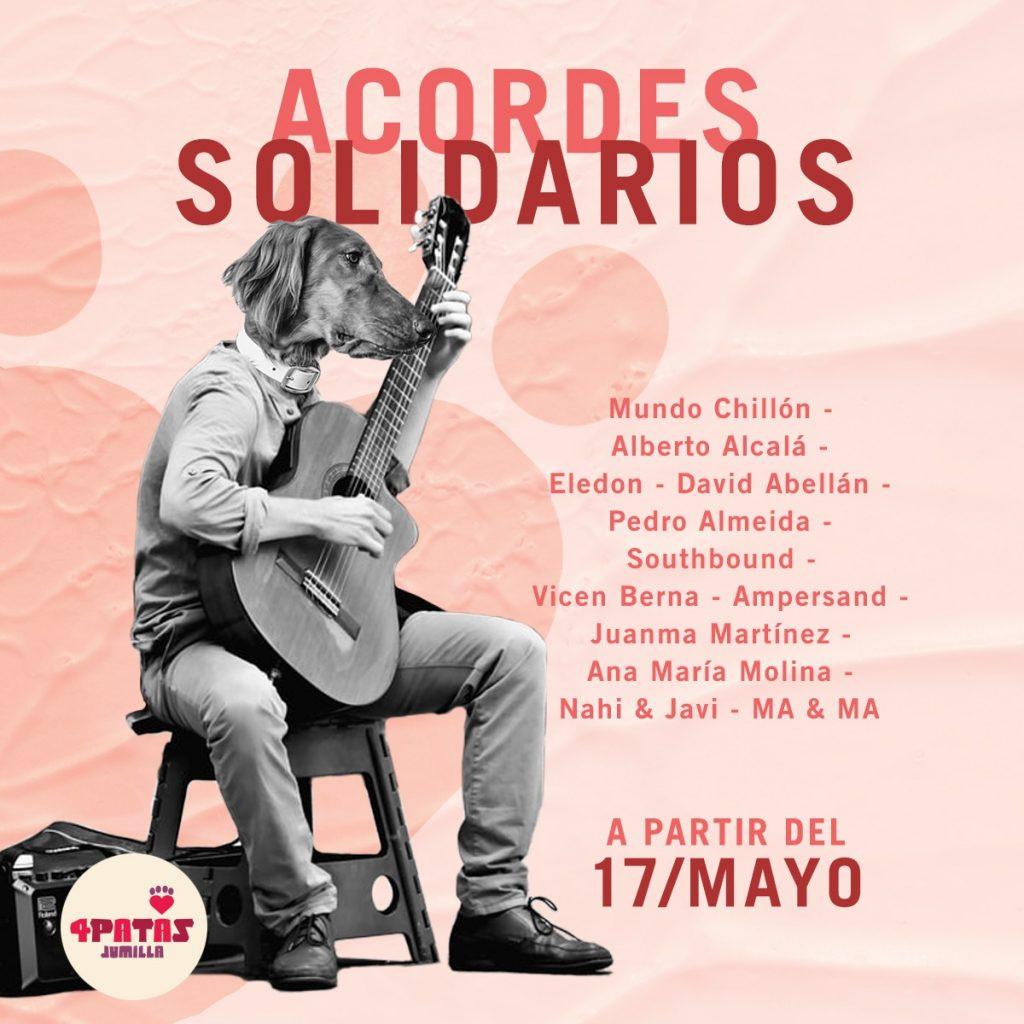 #AcordesSolidarios para un verano sin eventos